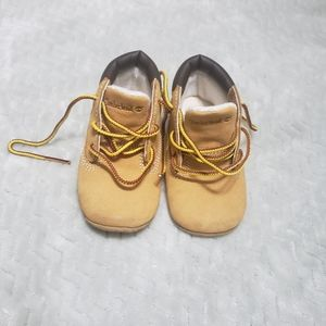 Timberland baby shoes size 3
